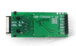 TTL RS232 Converter Ethernet